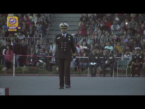 Massed Band 1 : Beating Retreat