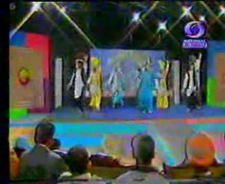 Tere Naina Di Goli - Lashkara Performance - Jelly
