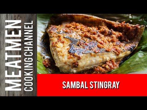 Sambal Stingray - 三峇魔鬼鱼