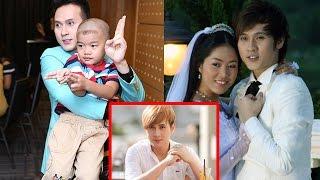 Mặc kệ tin đồn giới tính, Nguyên Vũ gây sốc khi tiết lộ có vợ và con trai 7 tuổi