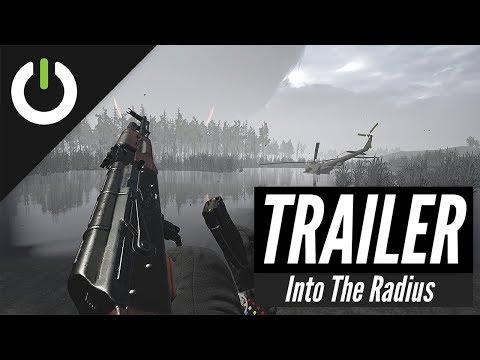 Into The Radius VR Trailer (CM Games) - PC VR