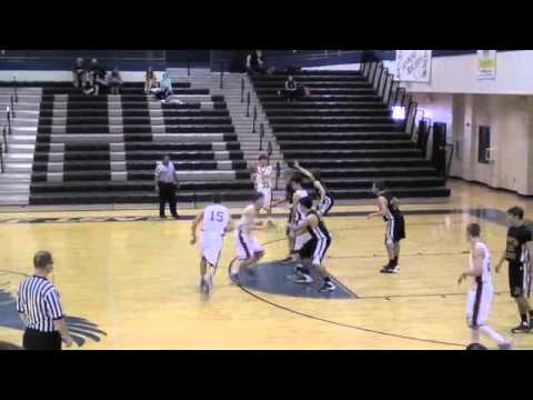 Ethan Dobberstein vs. Hebron Christian School 12-27-13 (32 pts)