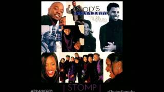Stomp Remix - Kirk Franklin (Christian Freestyle)