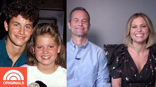 'Full House' and 'Growing Pains' Stars Candace Cameron Bure & Kirk Cameron Reminisce On 90s Roles