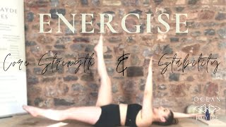 Energise - 60 minute Core Strength & Stability Pilates Class