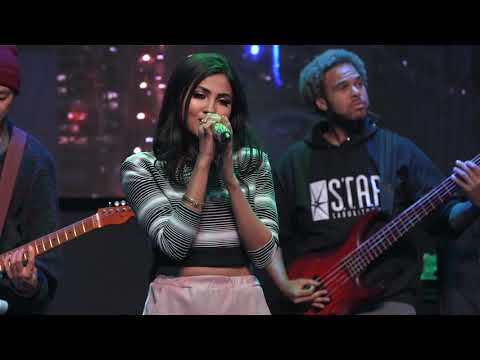 Live With Vidya Vox From The Roland Stage At #NAMM2019!