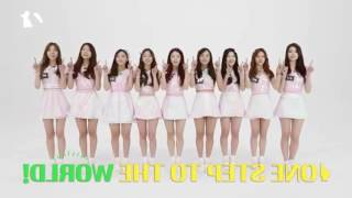 [MIRRORED] Let's Dance: gugudan(구구단)_ Nine different colors of charms!_Wonderland(원더랜드)
