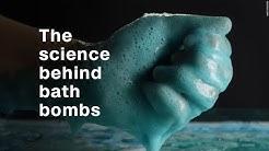 The chemistry behind bath bombs