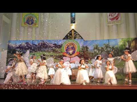 Tiếng Hát Thiên Thần & Chúa Đã Ra Đời - Diễn Nguyện Thánh Ca Gx Tân Phước
