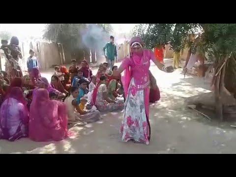 Marwadi Chori Marriage Wedding DJ Song Dance Rajasthani Gori Vivah Nach Program Gav Ka Super Hit