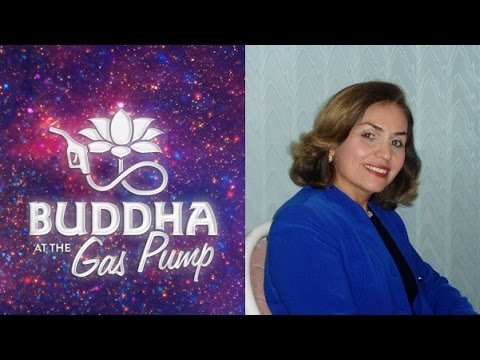 Ellie Roozdar - Buddha at the Gas Pump Interview