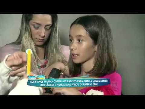 Menina De 10 Anos Sonha Em Ter