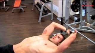 8 najważniejszych ćwiczeń na górne partie mięśniowe