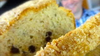Chocolate-chip Banana Loaf: A Great Combo In A Moist, Tasty Cake