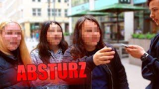 Die JÜNGSTEN ABSTURZ MÄDCHEN - Mit 13 BES*FFEN und BEK*FFT !..😱
