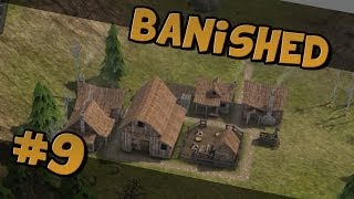 Let's Play Banished (PC Gameplay) - Part 9: Welcome to Pottery