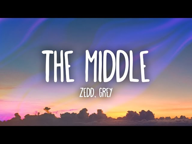 Zedd Grey - The Middle