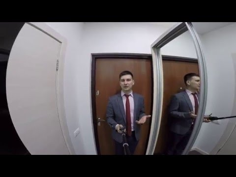 """ЖК """"Олимпия"""" Тюмень - Видеообзор студии 26 кв.м."""