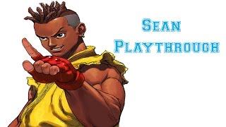 Street Fighter III: 3rd Strike - Sean Playthrough