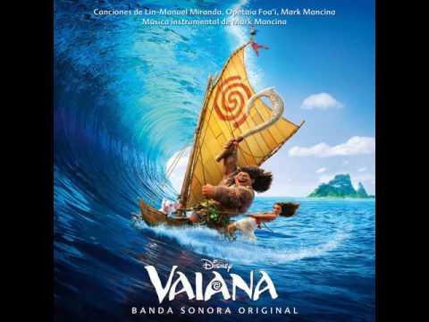 Vaiana (Banda Sonora en Castellano)