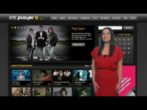 Have you used the RTÉ player yet?