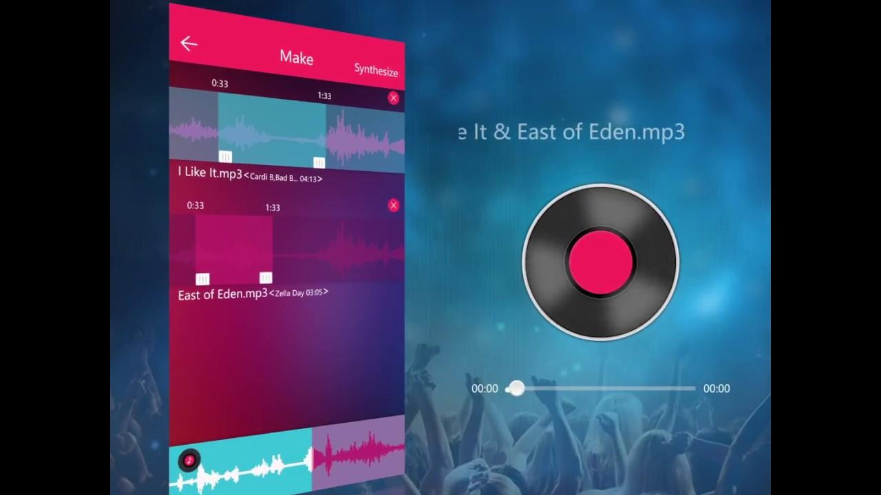 Song Cutter Mini Music Mixer Mp3 Cutter Youtube