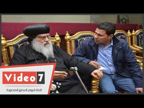 الأنبا باخوميوس مطران البحيرة.. رسالتى لأقباط المهجر  - 19:21-2017 / 4 / 18