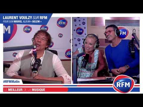 Laurent Voulzy en interview dans Le Meilleur des Réveils !