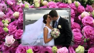 С ДНЕМ СВАДЬБЫ Самое красивое поздравление с Днем свадьбы