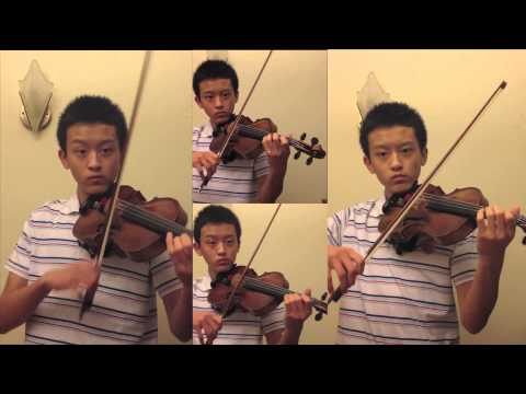 Happy - Pharrell Williams - Violin Cover