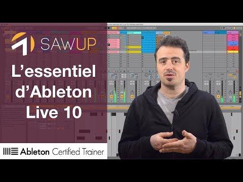 L'essentiel d'Ableton Live 10 - Introduction de la formation
