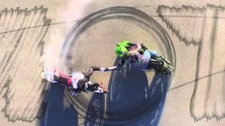 Legend Stunt Team  burning tires thumbnail