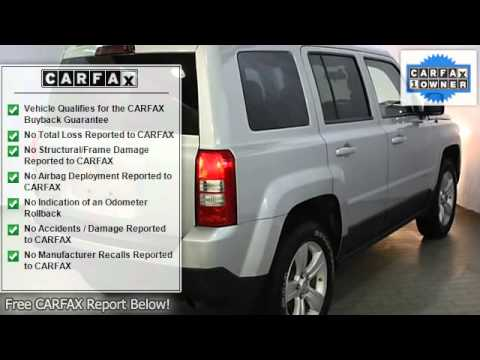2011 Jeep Patriot   Eastchester Chrysler Jeep Dodge   Bronx, NY 10466