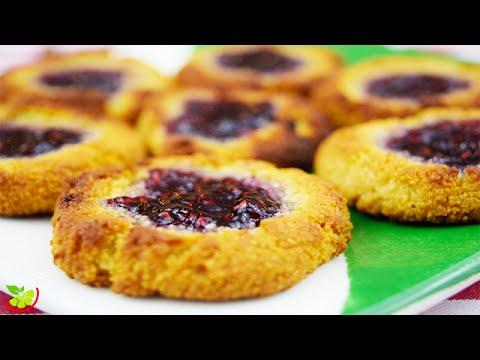 🍓🍪 Galletas de Almendra | Sin Azúcar | Pan Sin Gluten | Yo +Green