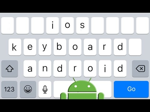 How To Install Ios 10 2 Keyboard On Android No Root Youtube