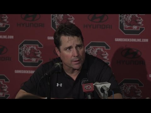 POST-GAME: Will Muschamp on Mississippi State — 9/10/16