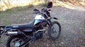 2010 Yamaha XT250 Review and Mods - YouTube
