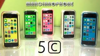 Unboxing iPhone 5c Multi-Color MarcianoStyle