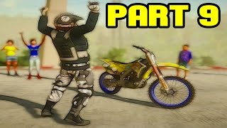 MX NITRO Campaign Gameplay European Tour Central