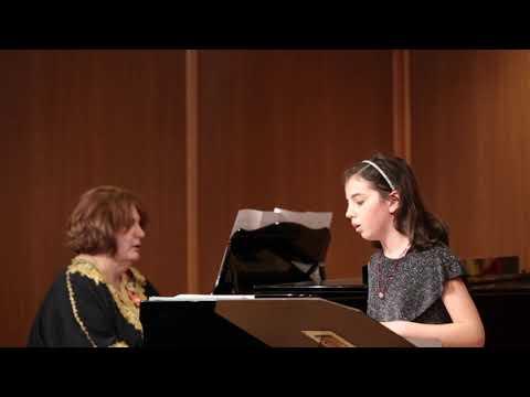 Gadir Campos -  I feel Pretty  -  Bernstein