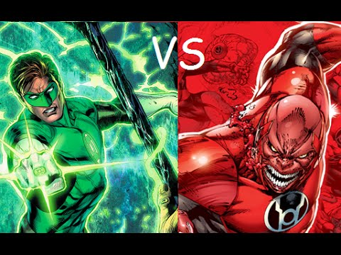 lavar Tutor por favor confirmar  Hal Jordan vs Atrocitus - WWE 2K14 - YouTube