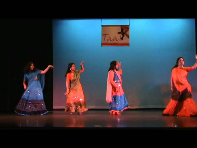 Barso re megha dance - Taal Dance Academy Sydney Travel Video