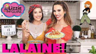 Lizzie McGuires LALAINE and Kim Possible Get Saucy!!! YouTube Videos