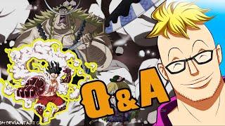 [Q&A] Funny Luffy là ai ? WEEVIL là Con Trai Ruột RÂU TRẮNG ? Sức mạnh LUFFY hiện tại ? [Số 03 – P1]