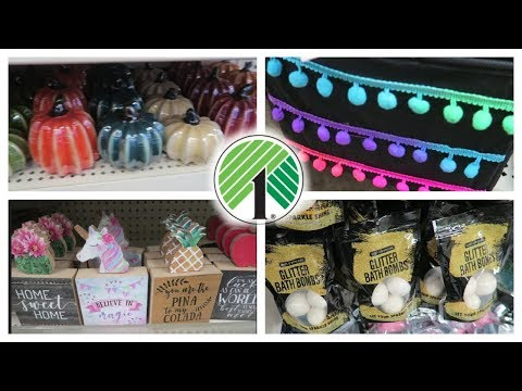 What's New At DOLLAR TREE!
