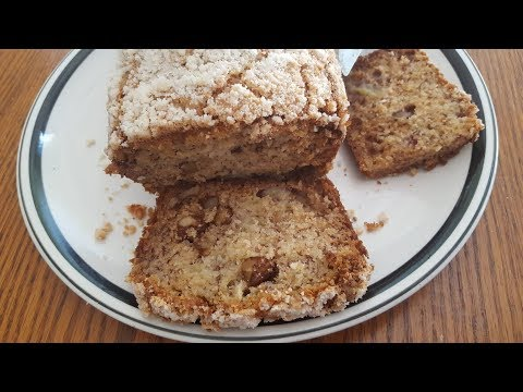 The Best Easy Banana Nut Bread Recipe
