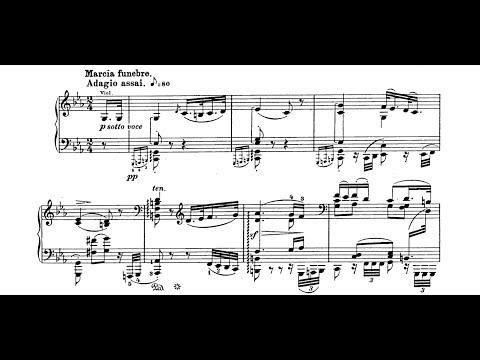 "Beethoven-Liszt - Symphony 3, ""Eroica"" (II. Marcia funebre: Adagio assai) - Cyprien Katsaris Piano"