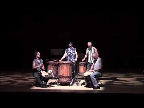 KADAN - African Drumming Performance - SOAR