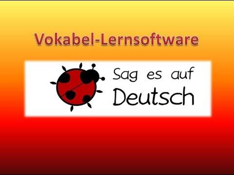 Sag es auf Deutsch_Lernsoftware_DaF