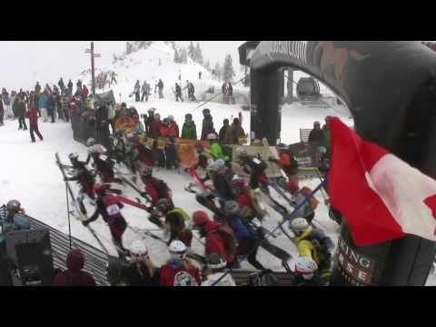 The 2014 BUFF® Canadian National SkiMo Championships - Teaser